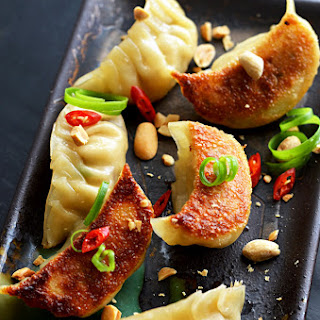 Pad Thai Potstickers Recipe