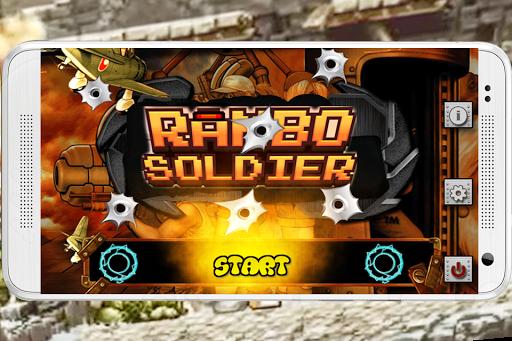 Rambo War Shooting