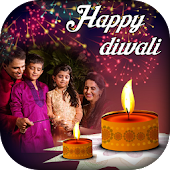 Happy Diwali Photo Frame 2017 - Photo Editor