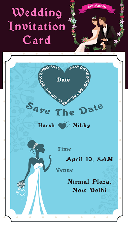 Wedding Invitation Card Maker Android Apps Appagg