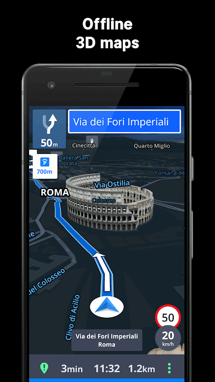 Sygic GPS Navigation & Maps – (Android Apps) — AppAgg