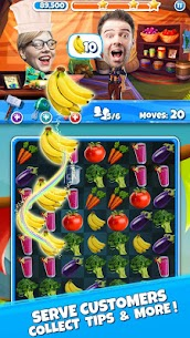 Crazy Kitchen 5.8.0 Apk Mod (Unlimited Money) Latest Version Download 2