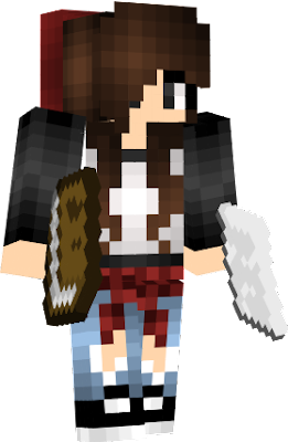 love this skin... Made it because I needed a new skin and I figured