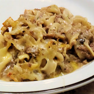 Ground Beef Mushroom Casserole Recipes