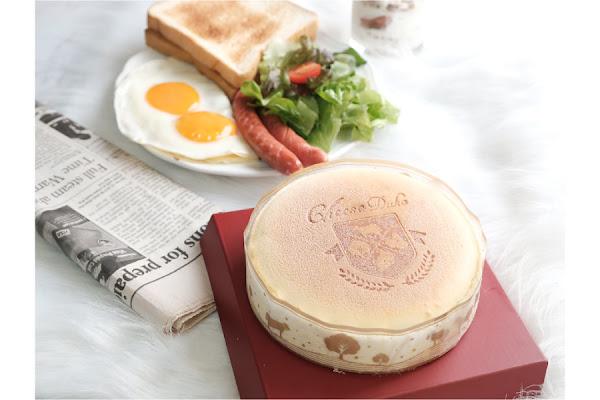 台南起士公爵 | 純粹原味乳酪蛋糕,給媽咪的健康禮物
