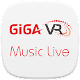 KT GiGA VR Music Live Player apk