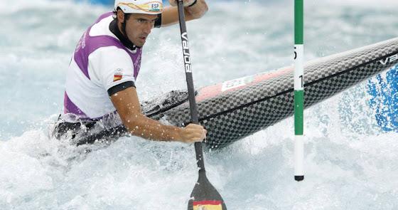 Ander Elosegi se queda a las puertas de la medalla en los Juegos