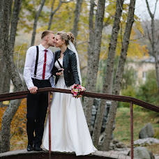 Wedding photographer Anastasiya Podobedova (podobedovaa). Photo of 12.12.2016
