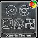 ボード| Xperia™テーマ+アイコン