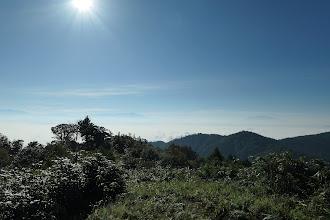乗鞍岳と木曽御嶽山