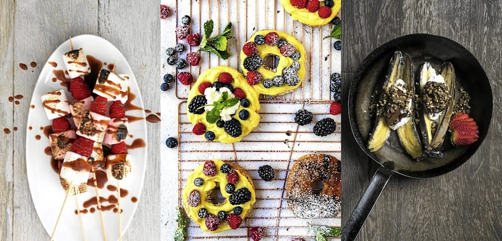 3 dreamy desserts you should be making on the braai