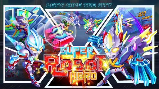 Superhero Robot: City Wars - RPG Offline Game cheat screenshots 5