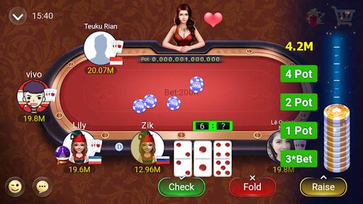 ZIK Domino QQ 99 QiuQiu KiuKiu Online 1.6.5 screenshots 2