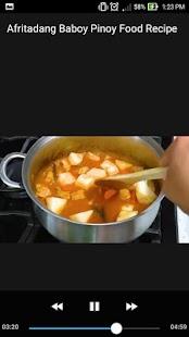 Download afritadang baboy pinoy food recipe video offline for pc download afritadang baboy pinoy food recipe video offline for pc windows and mac apk screenshot 2 forumfinder Image collections