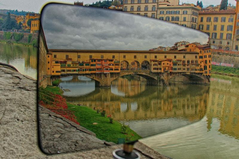 """Ponte Vecchio """"rovesciato"""" di marvig51"""