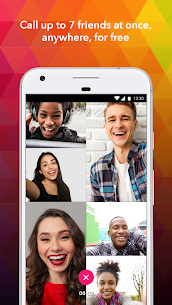 ooVoo Video Calls, Messaging & Stories App Download For Android 1