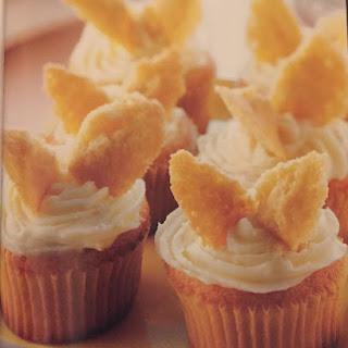Lemon Butterfly Cakes