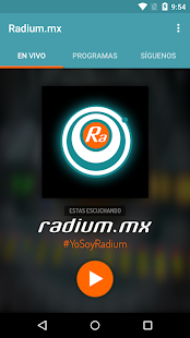 Radium.mx- screenshot thumbnail