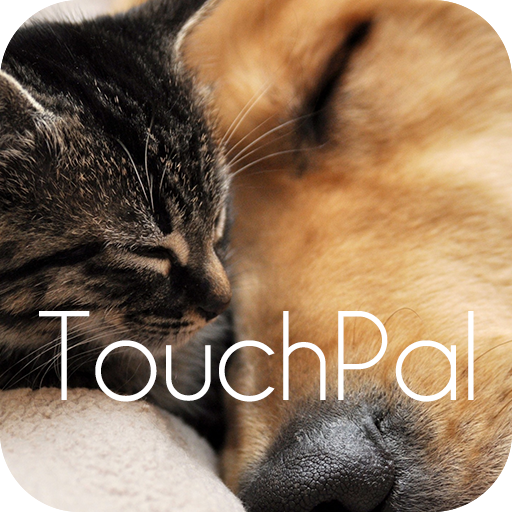 TouchPal You & Me Keyboard 生活 LOGO-玩APPs