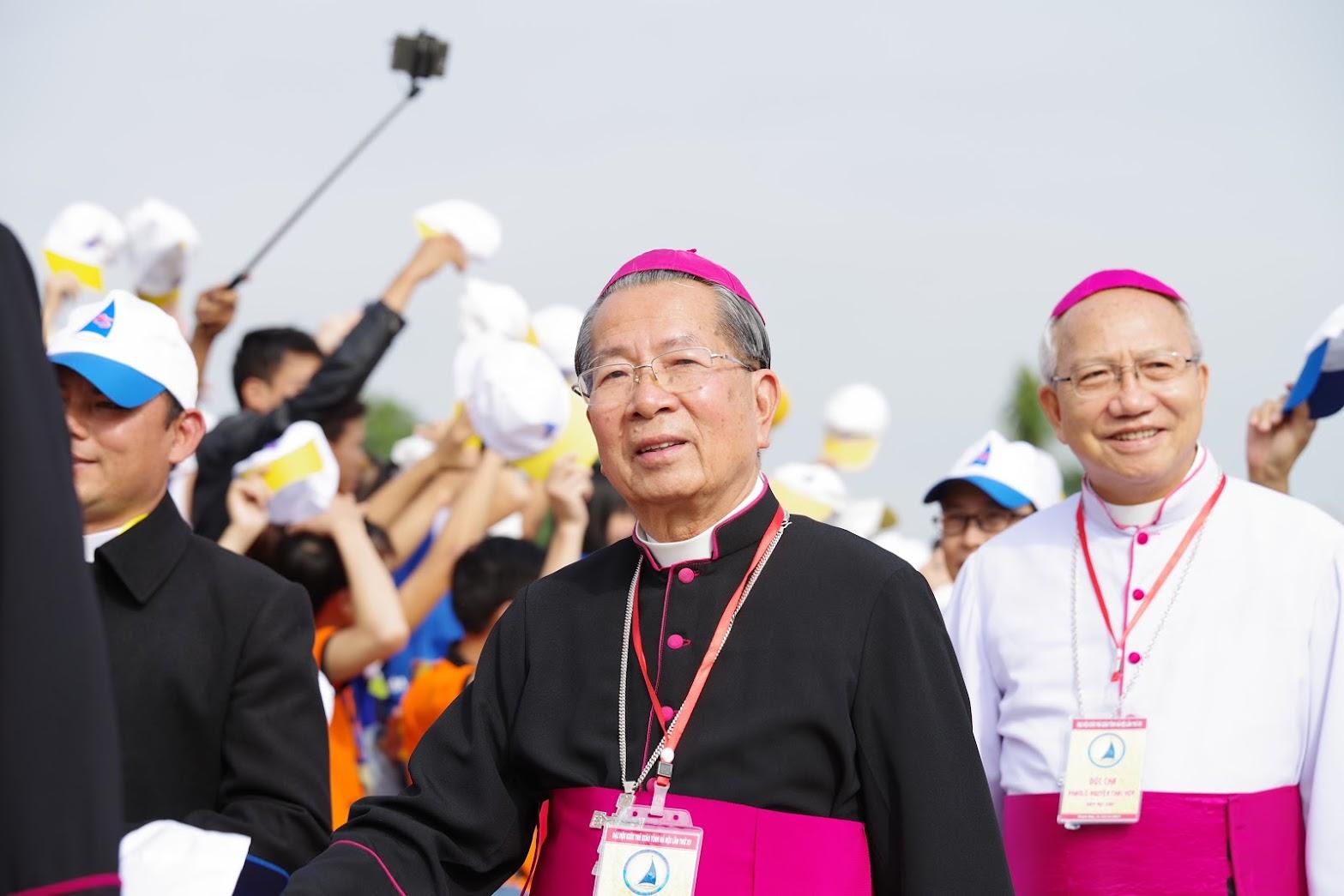 Những hình ảnh đẹp về lễ khai mạc Đại Hội Giới Trẻ giáo tỉnh Hà Nội lần thứ XV tại Thanh Hóa - Ảnh minh hoạ 17