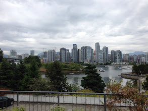 Photo: View of Vancouver