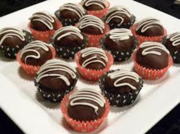 Oreo Peppermint Truffles Recipe
