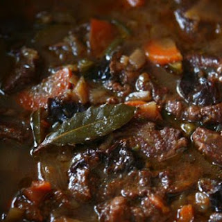Beef and Prune Casserole