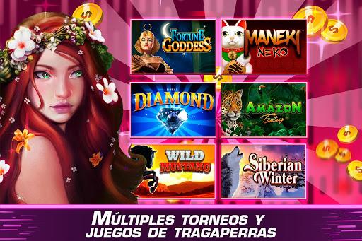 Let's WinUp! - Free Casino Slots and Video Bingo 6.0.1 screenshots 1