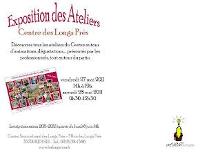 Photo: Exposition des ateliers au centre culturel des Longs Prés, (Rennes) 27 et 28 mai 2011