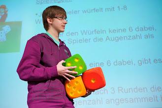 Photo: 21.01.2011, Berlin, Deutschland, URANIA, Preisverleihung digitaler weihnachtskalender, DMV, Matheon[Foto: KAY HERSCHELMANN Telefon:+49 (0)30-2927537 Mobil: +49 (0)171 26 73 495 email: Kay.Herschelmann@t-online.de, Berliner Sparkasse BAN: DE02 1005 0000 1554 5828 37 BIC-/SWIFT-Code: BE LA DE BE BLZ: 10050000 Konto-Nr.:1554582837 Alle Rechte vorbehalten. Abdruck nur gegen Honorar (zzgl. Mwst) und Belegexemplar. Urhebervermerk wird gemaess Paragraph 13 UrhG verlangt. Weitergabe an Dritte nur mit Genehmigung des Fotografen. NO MODEL RELEASE!]