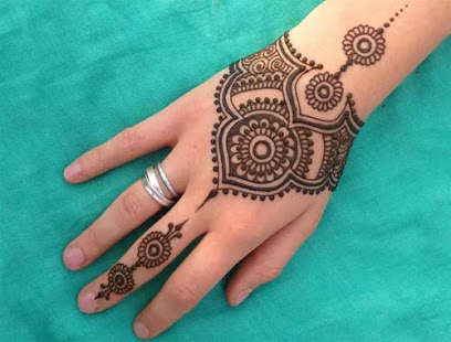Easy Mehndi Ideas : Easy mehndi ideas apps on google play