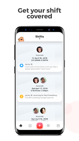 Shyft - Shift Swap, Schedule, Team Messaging Screenshot