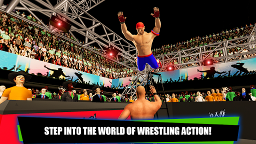 Ladder Match: World Tag Wrestling Tournament 2k18 1.3 screenshots 8