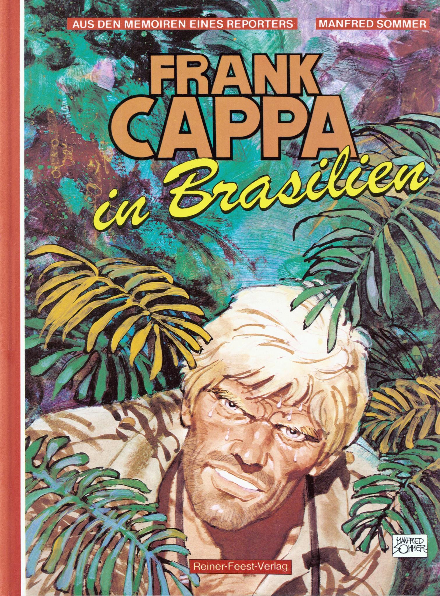 Frank Cappa in Brasilien (1983)