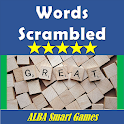 Word Scramble Game - relaxing and challenging game icon