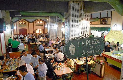 Restaurante La plaza de las agustinas