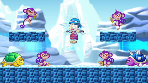 Super Machino go: world adventure game apktram screenshots 5
