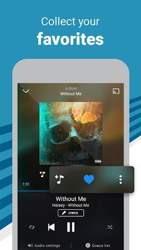 Deezer Music Player: Songs, Radio & Podcasts 6.0.9.106 screenshots 1