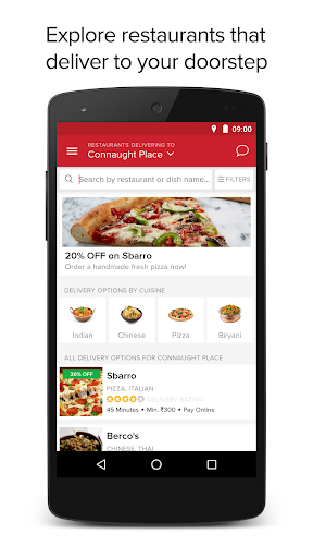 Download zomato order food online google play softwares for Order food to go