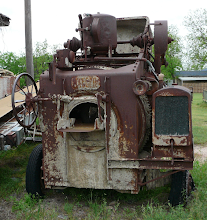 Photo: At first glance, I had no idea this was a concrete mixer.  May TX 8 April 2012