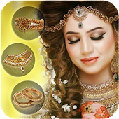 Exciting Women Jewellery Photo Editor