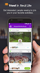 screenshot of Chat & Meet New People Nearby - Friendship App
