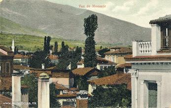 Photo: Панорама на Битола во 1908