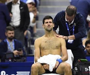 Djokovic moet opgeven na achterstand tegen andere kampioen die het opnieuw haalt op Grand Slam