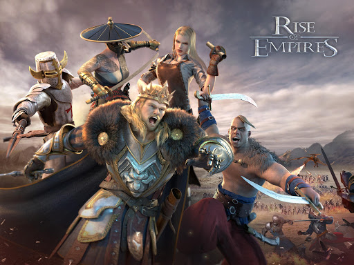 Rise of Empires: Ice and Fire  screenshots 6