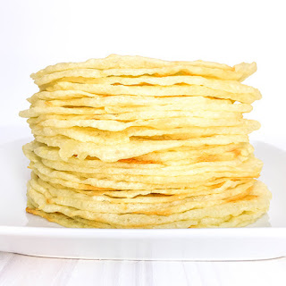 Yuca Tortillas