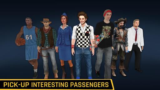 City Taxi Driving: Fun 3D Car Driver Simulator 1.2 screenshots 4