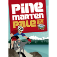 Logo of Cascade Lakes Co Pine Marten Pale Ale