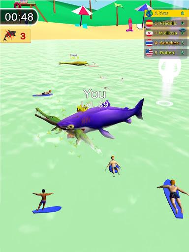 Shark Attack android2mod screenshots 2