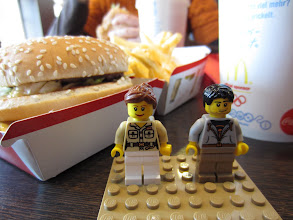 Photo: Luxembourg's McDonald's